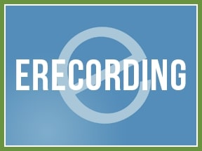 eRecording Opens in new window