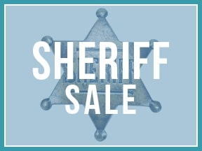 SheriffSale Opens in new window